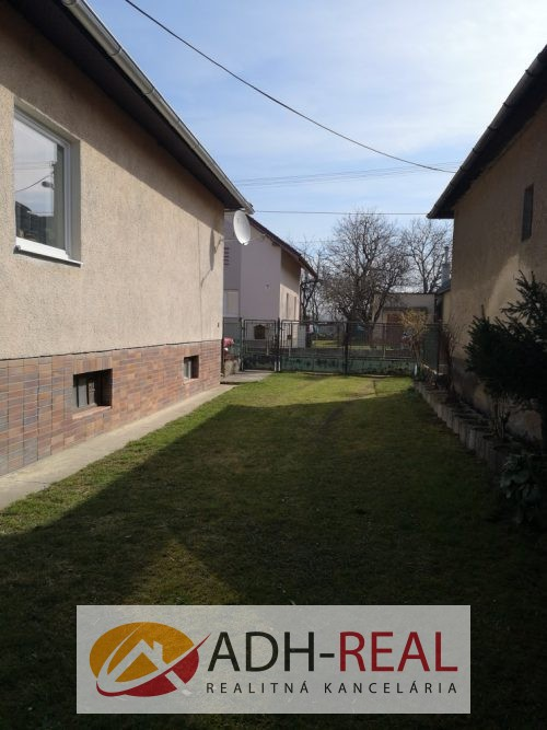 Starší rodinný dom v Žiline – časť Bytčica